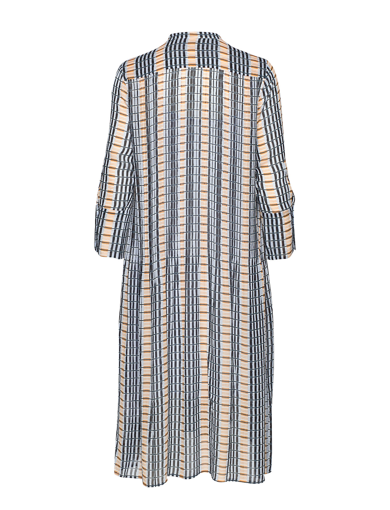 Shirt Elm 9695inca Dress Aop CheckSamsøeamp; shdQtrC