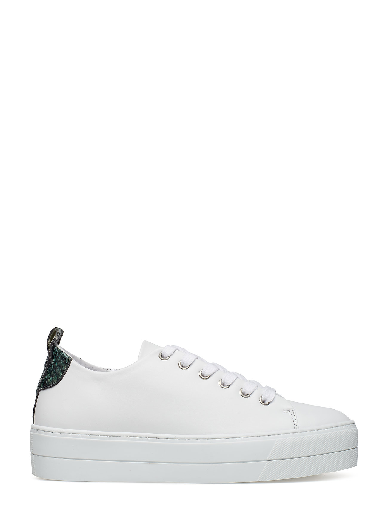Burma 9638 Low top Sneakers Hvid SAMSØE & SAMSØE