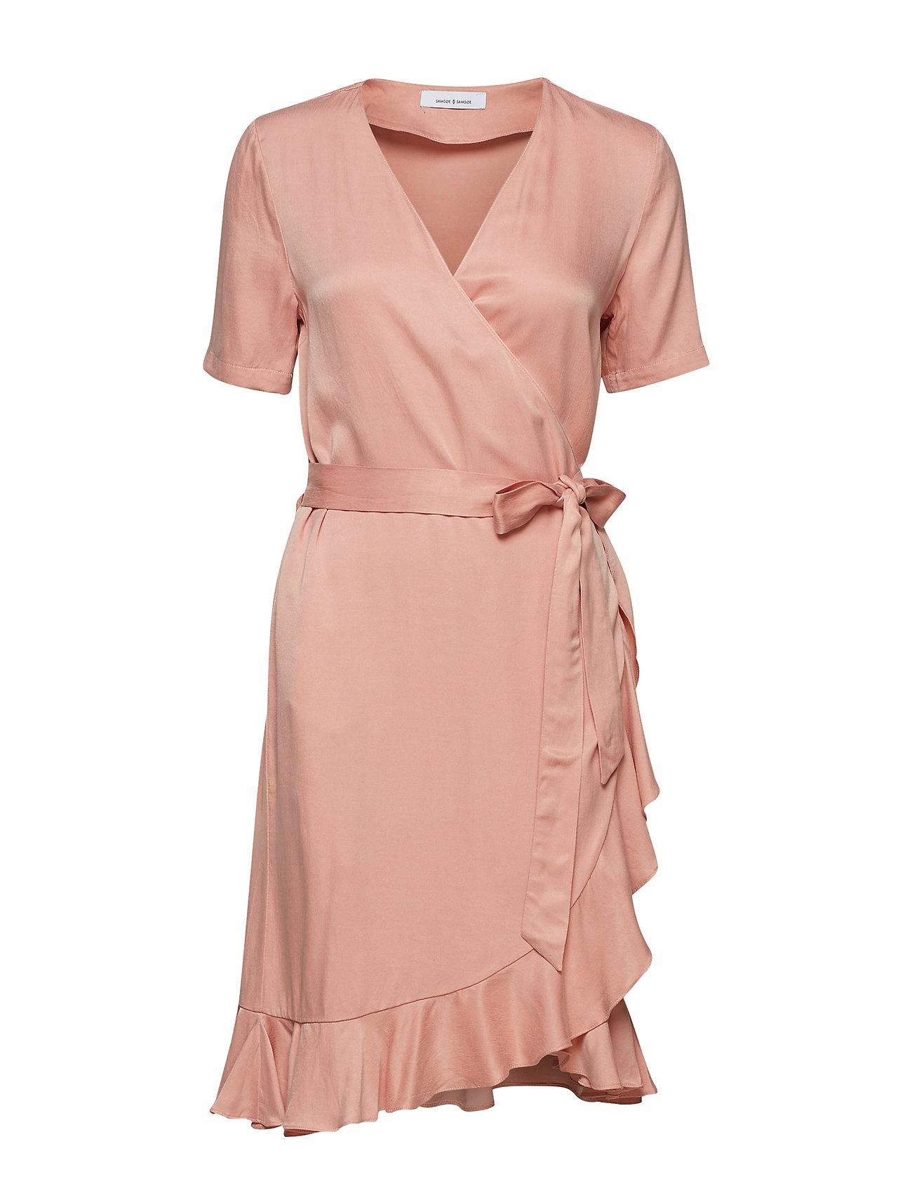 cc7ce4dd Limon Ss Dress 9941 (Rose Tan) (630 kr) - Samsøe & Samsøe - | Boozt.com