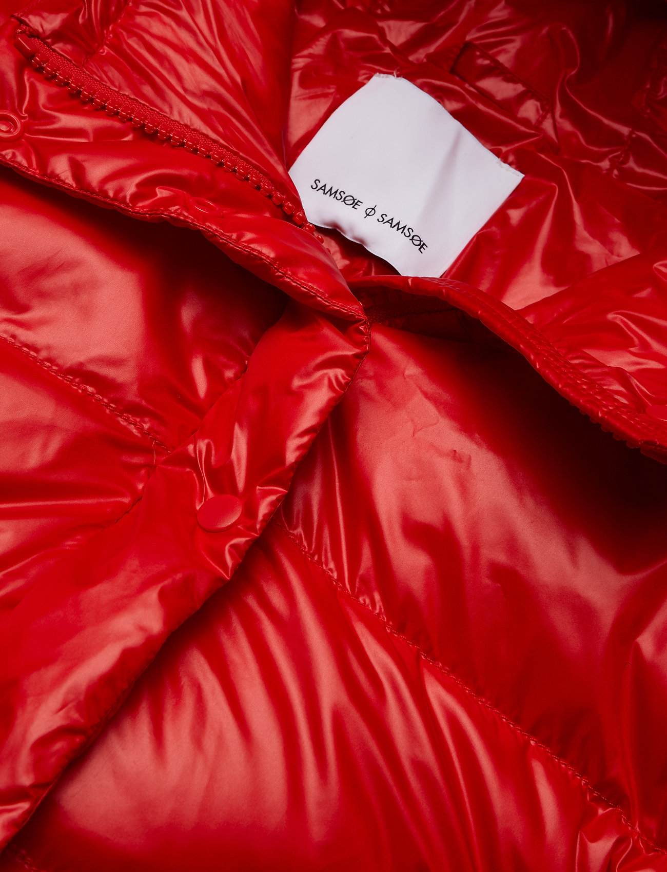 10144flame Jacket Mirela ScarletSamsøeamp; Mirela Jacket 10144flame HWD29EI
