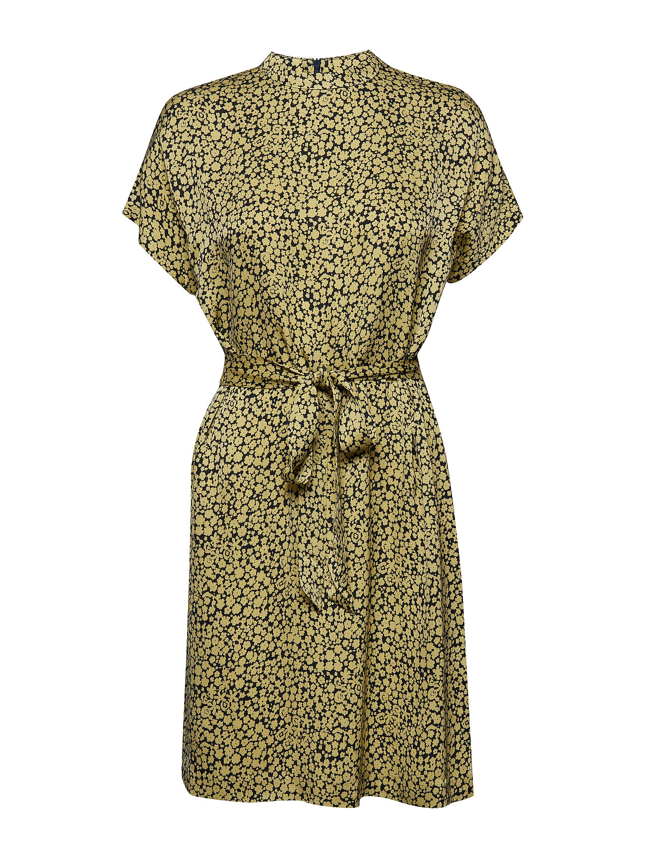 f8d006fa69 Kimberly Ss Dress Aop 8325 (Yellow Buttercup) (£84) - Samsøe ...