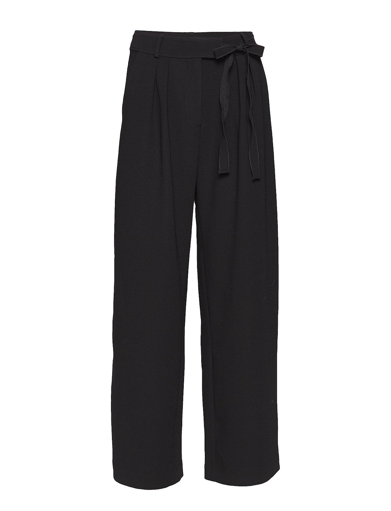 Samsøe & Samsøe Magritt pants 10456 - BLACK