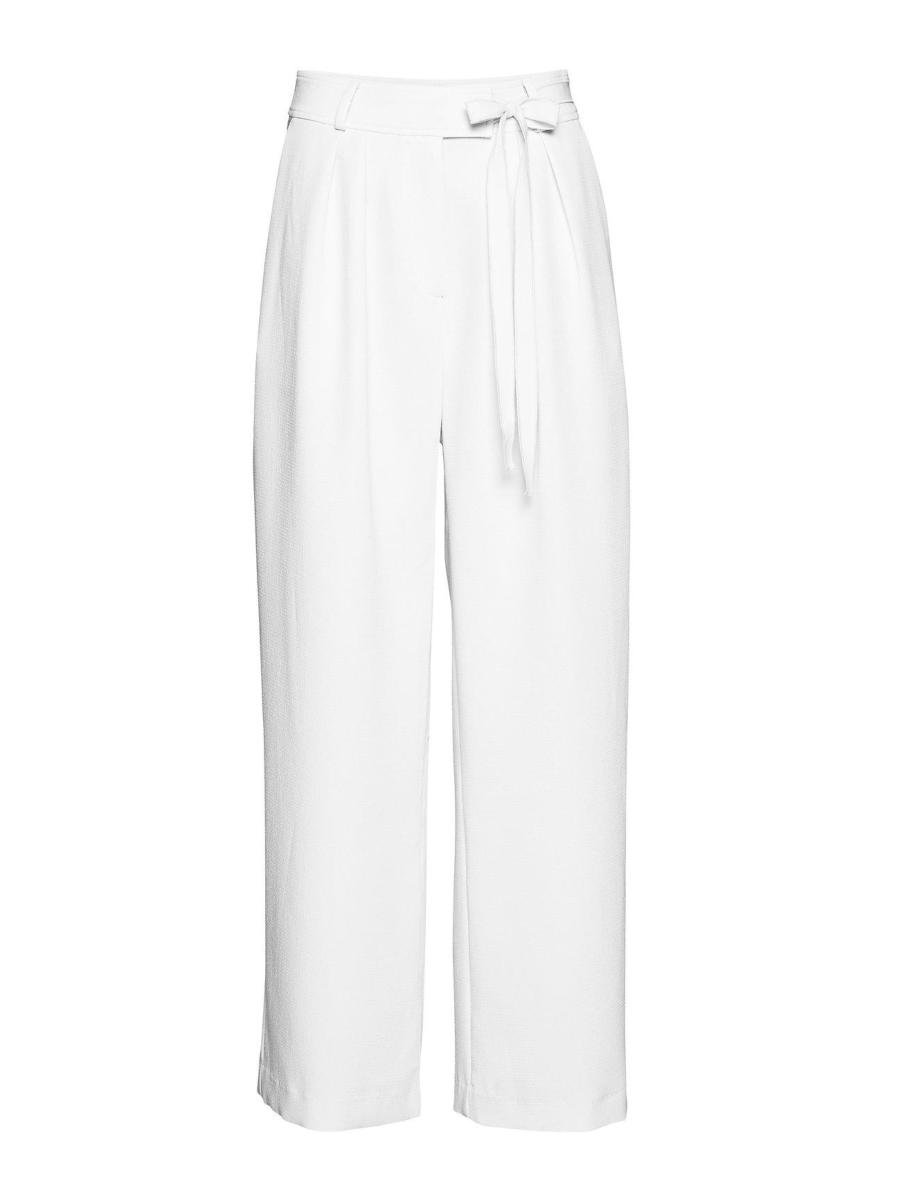 Samsøe & Samsøe Magritt pants 10456 - WHITE ASPARAGUS