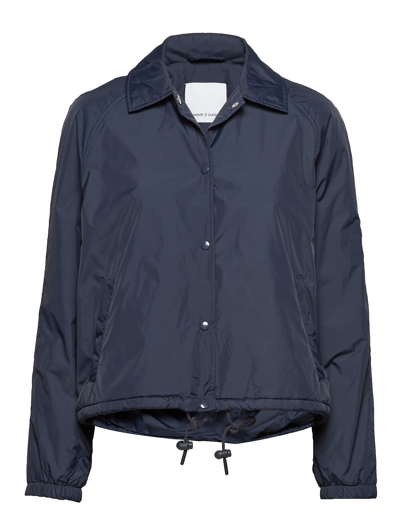 Samsøe & Samsøe Kiki jacket 10482 - DARK SAPPHIRE