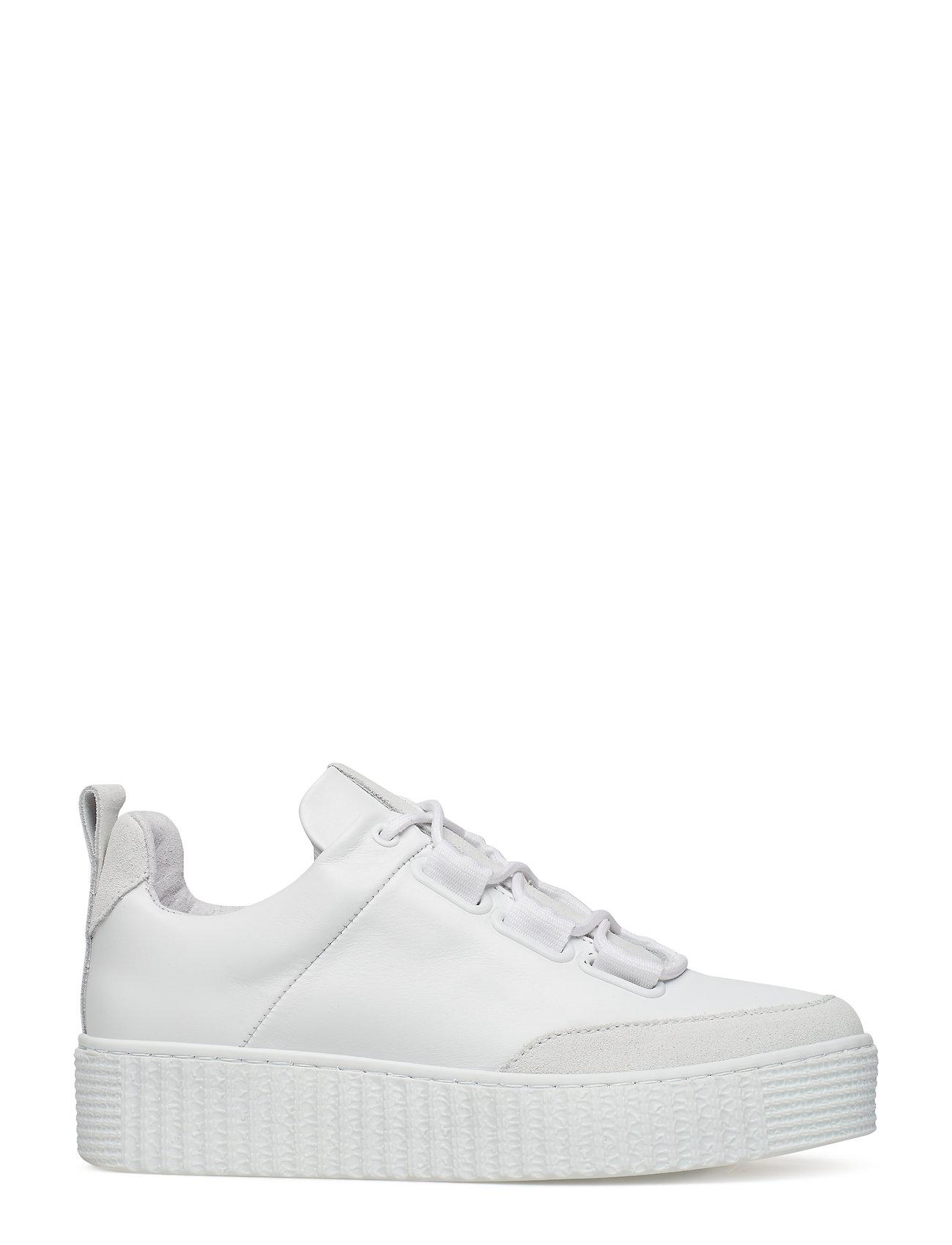Valia 9638 Low top Sneakers Hvid SAMSØE & SAMSØE