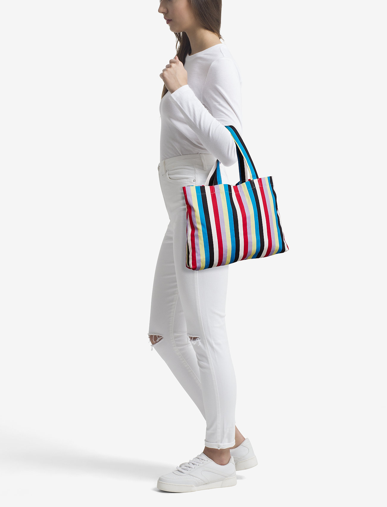 Samsøe & Samsøe Canvas shopper aop 10833
