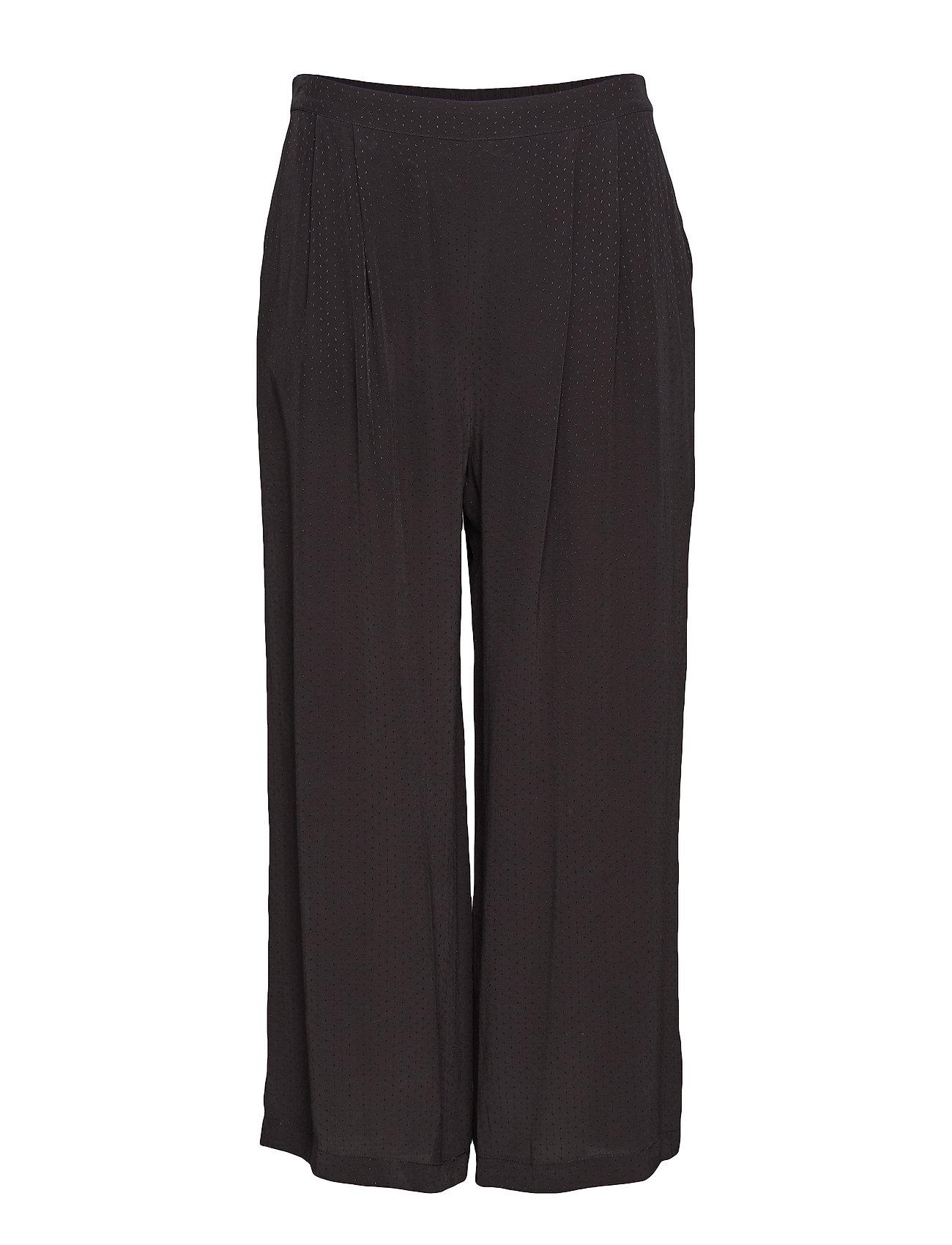 Samsøe & Samsøe Ganda trousers 10458 - BLACK