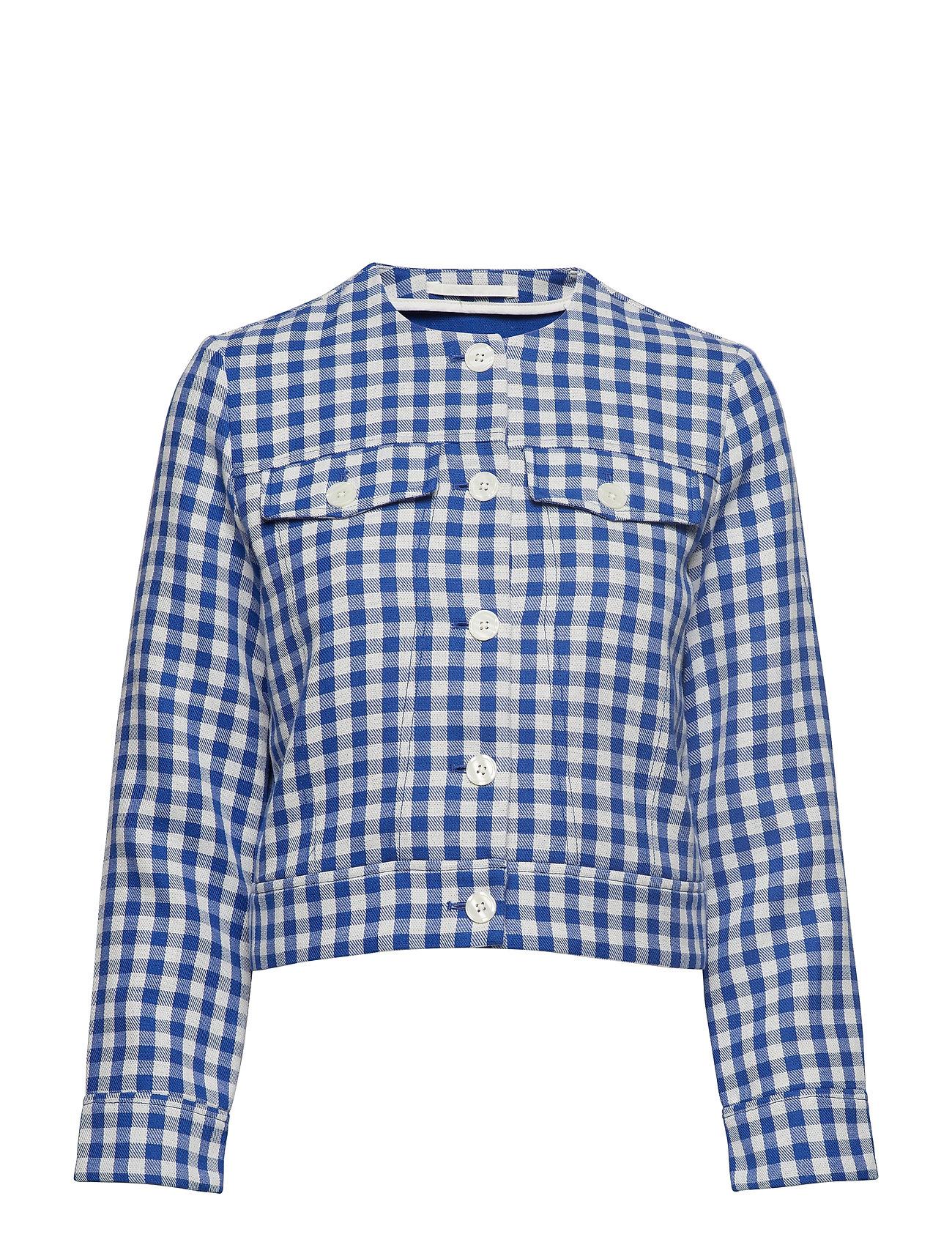Samsøe & Samsøe Jiang jacket 10891 - BLU CUBETTO