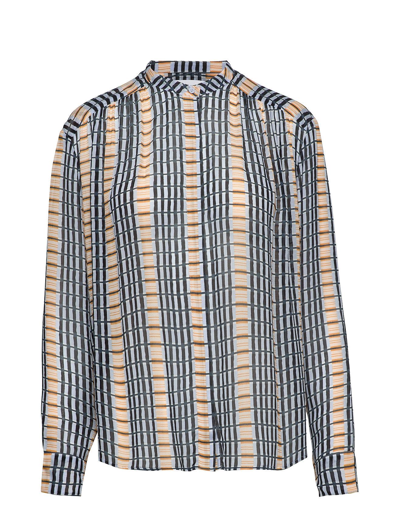 Samsøe & Samsøe Elmy shirt aop 9695 - INCA CHECK