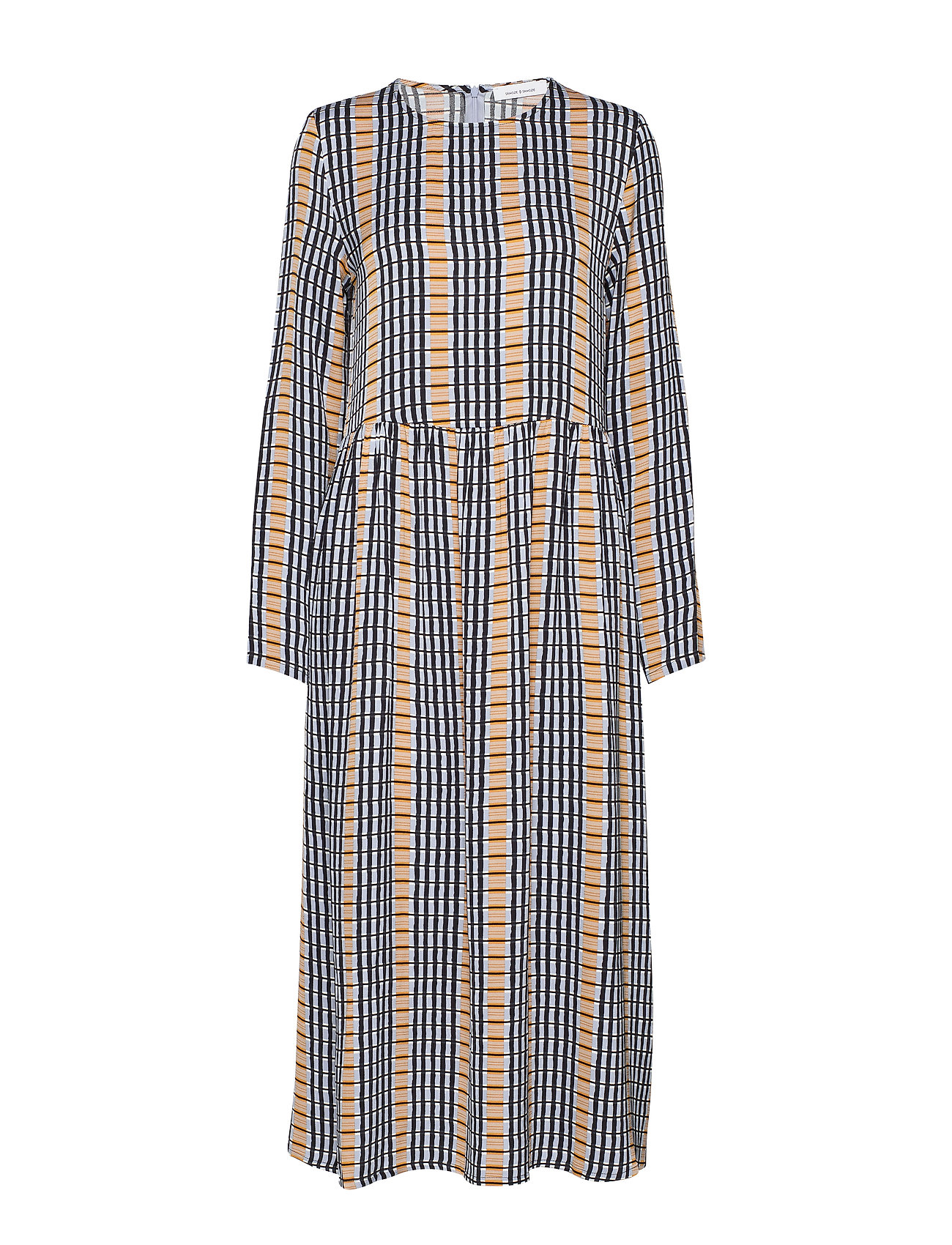 Samsøe & Samsøe Rama dress aop 8325 - INCA CHECK
