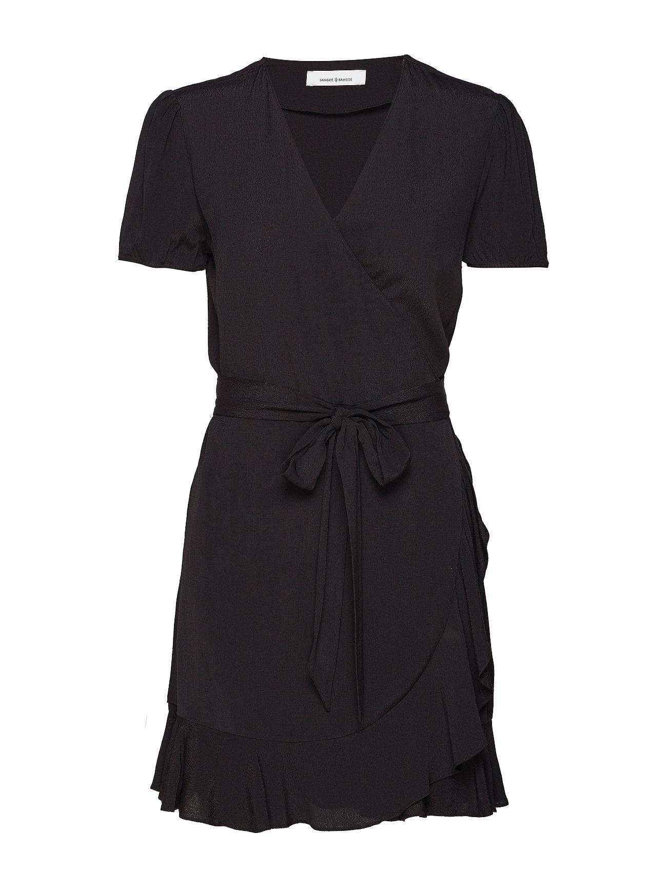 Samsøe & Samsøe Linetta dress 6515 - BLACK