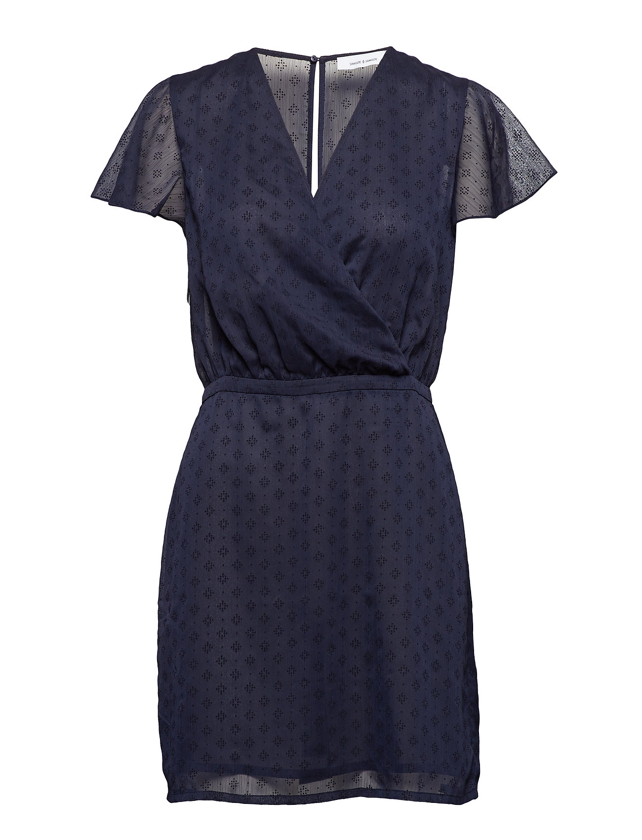 Samsøe & Samsøe Geneva short dress 10857 - NIGHT SKY