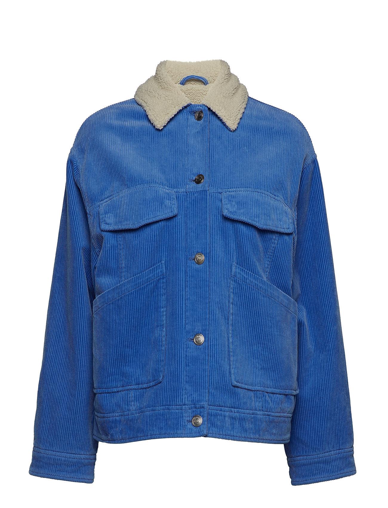 Samsøe & Samsøe Venya jacket 10690 - BLUE BONNET