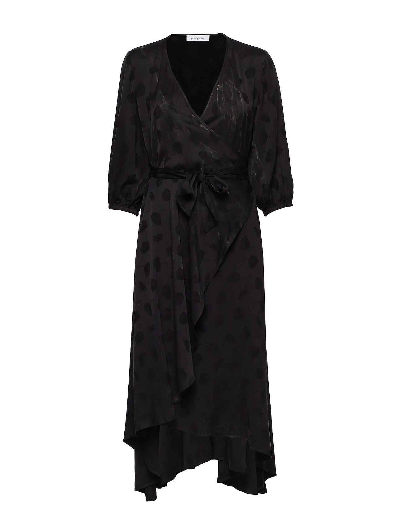 Samsøe & Samsøe Veneta dress 11162 - BLACK