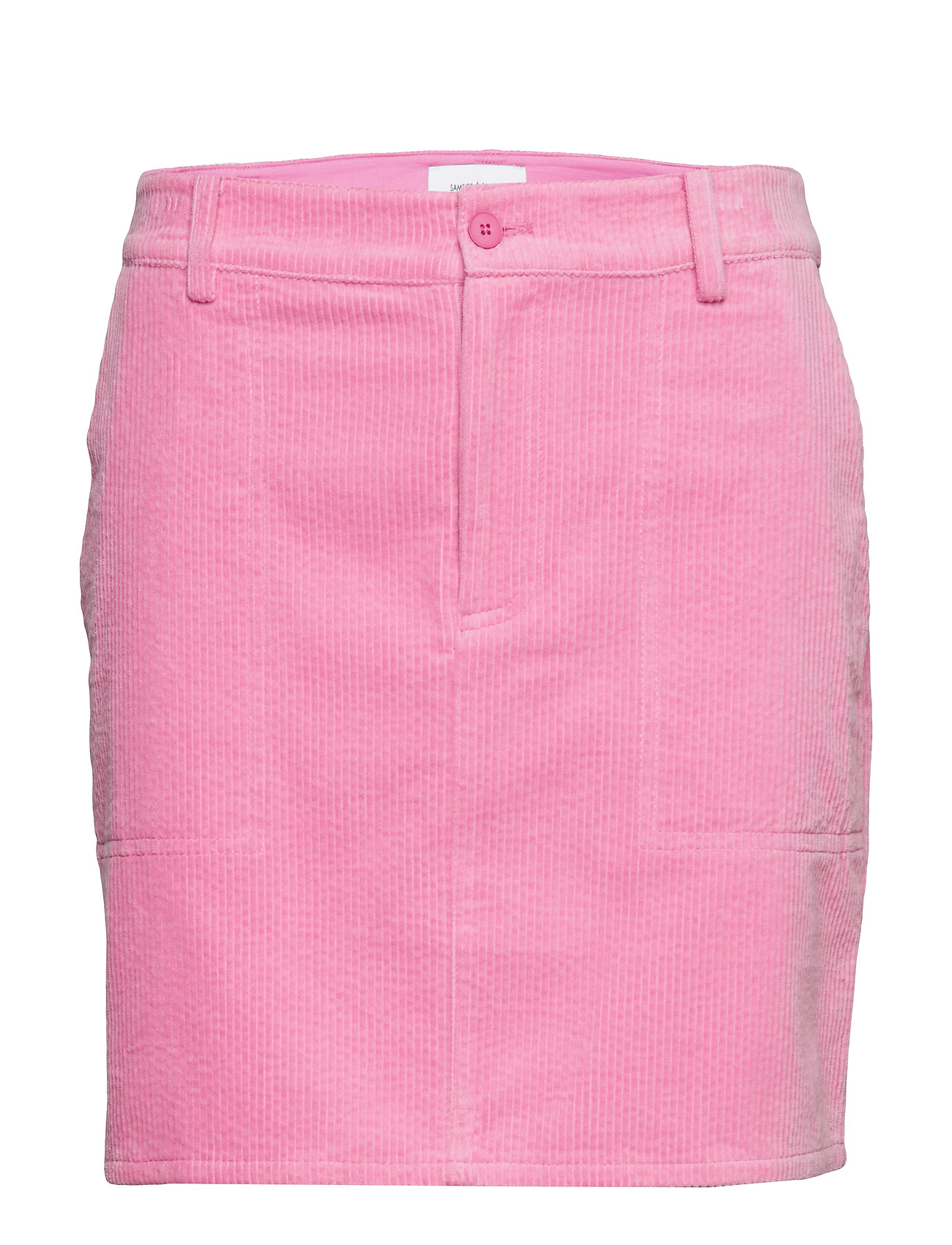 Samsøe & Samsøe Kelly skirt 11153 - BUBBLE GUM PINK