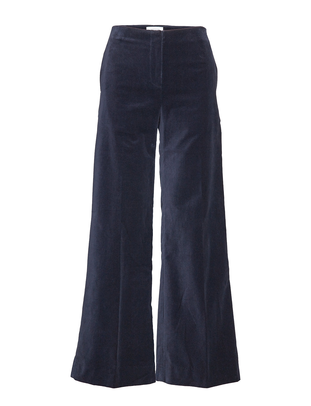 Samsøe & Samsøe Caren trousers 11114 - NIGHT SKY