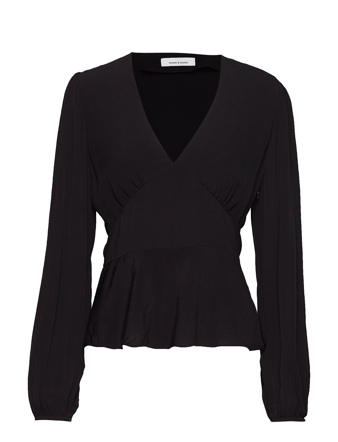 Samsøe & Samsøe Cindy blouse 10056 - BLACK