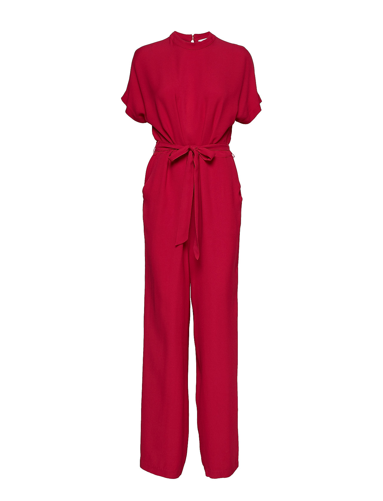 Samsøe & Samsøe Kimberly jumpsuit 8325 - PERSIAN RED