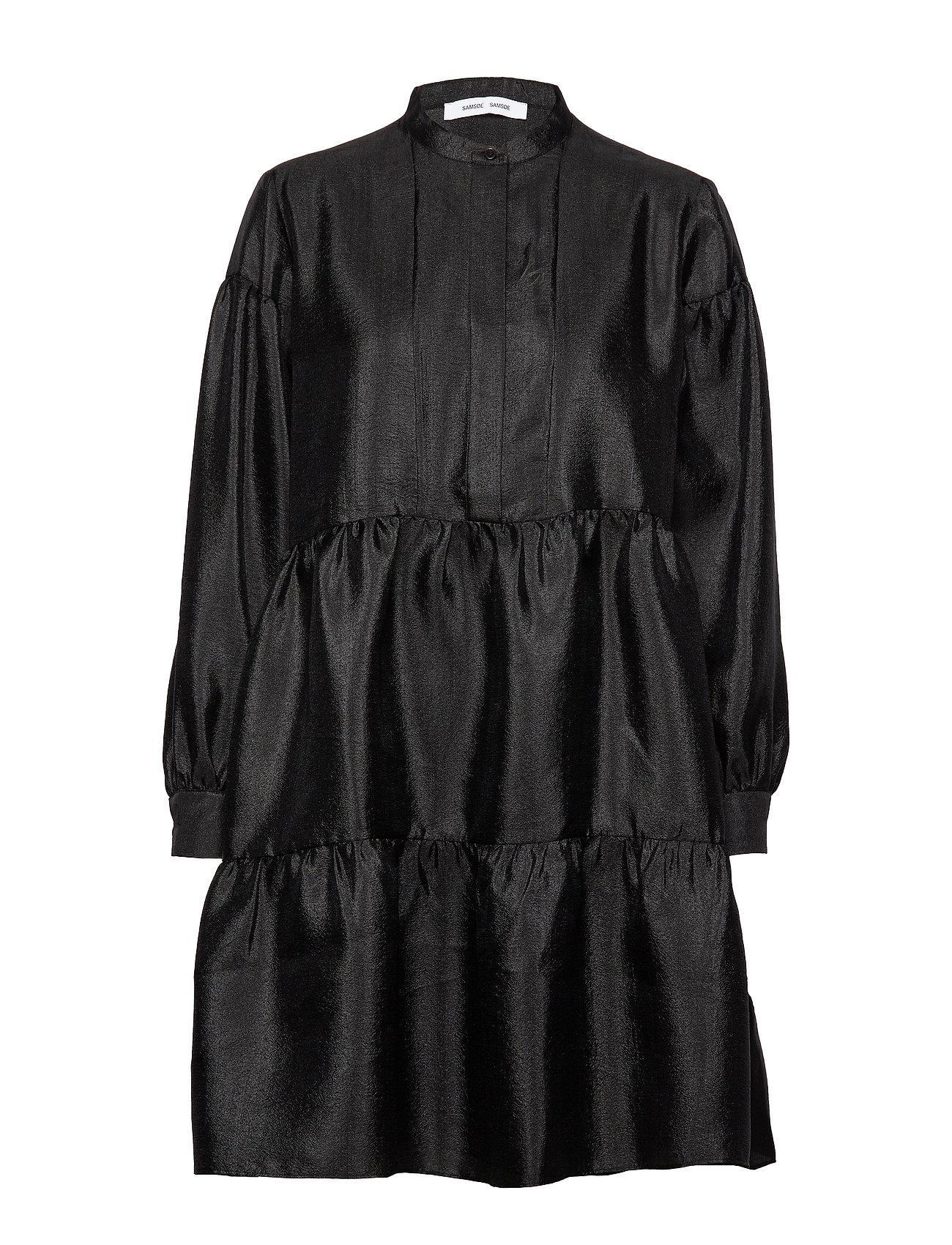 Samsøe & Samsøe Margo shirt dress 11244 - BLACK