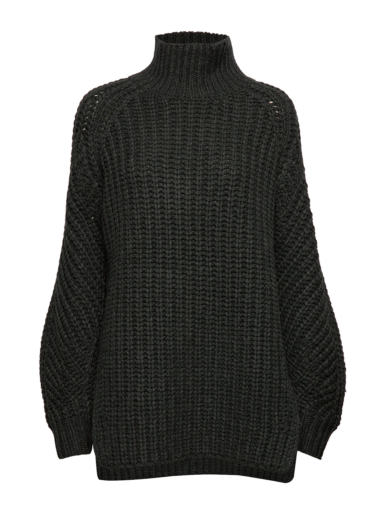 Samsøe & Samsøe Zelma turtleneck 11250 - DEEP FOREST