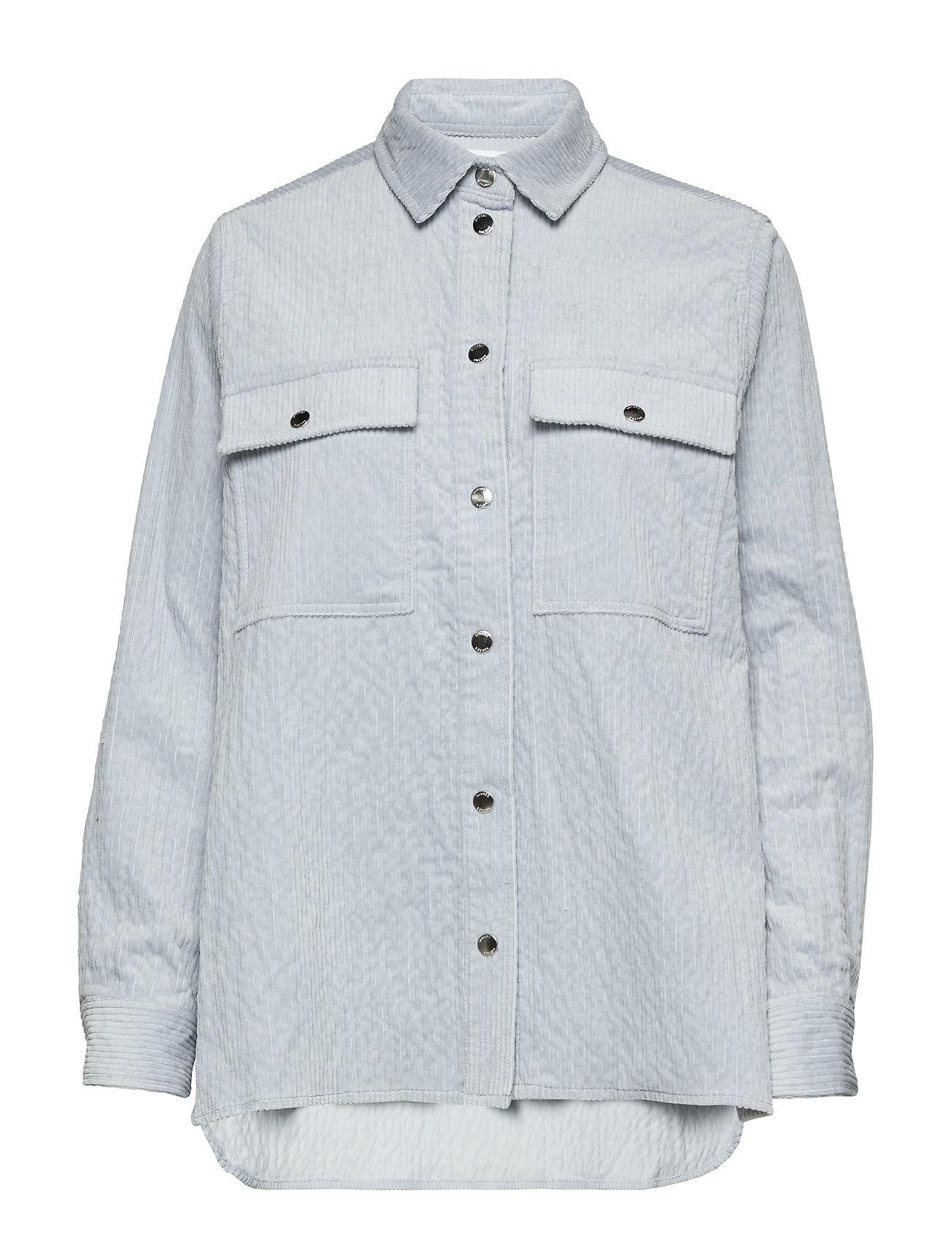 Samsøe & Samsøe Leonora shirt 11305 - ZEN BLUE