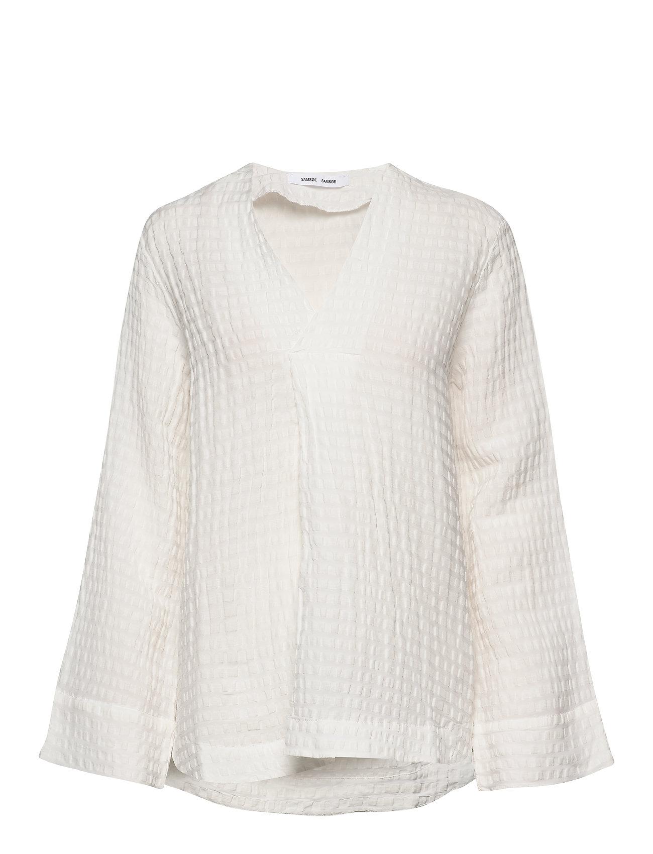 Samsøe Samsøe Juta blouse 11456 - WARM WHITE