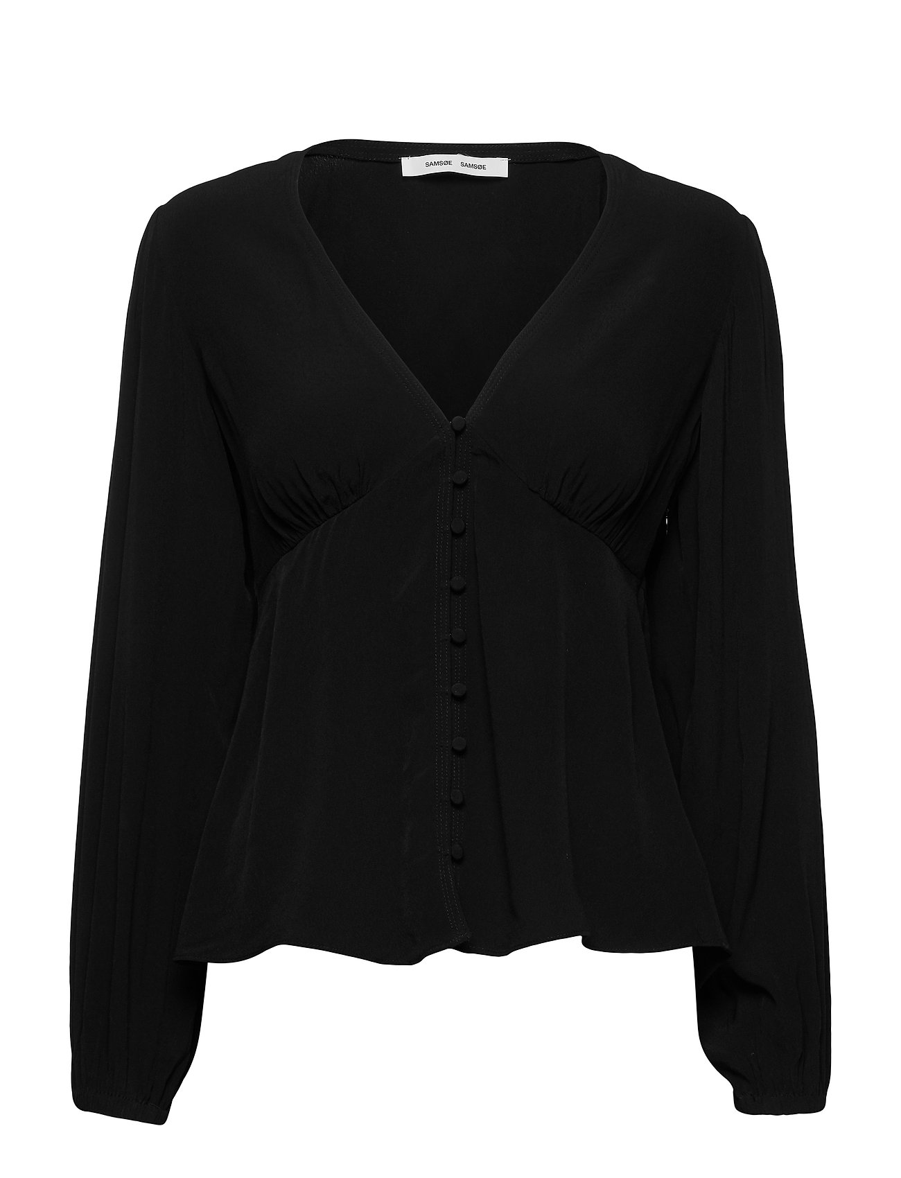 Samsøe Samsøe Petunia blouse 10056 - BLACK