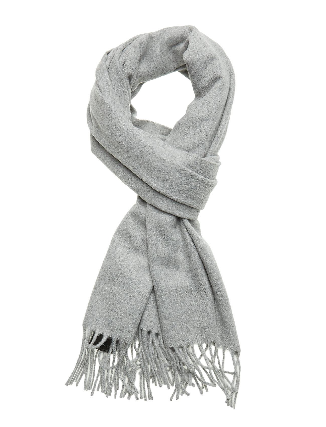 Samsøe Samsøe Efin scarf 2862 - GREY MEL.