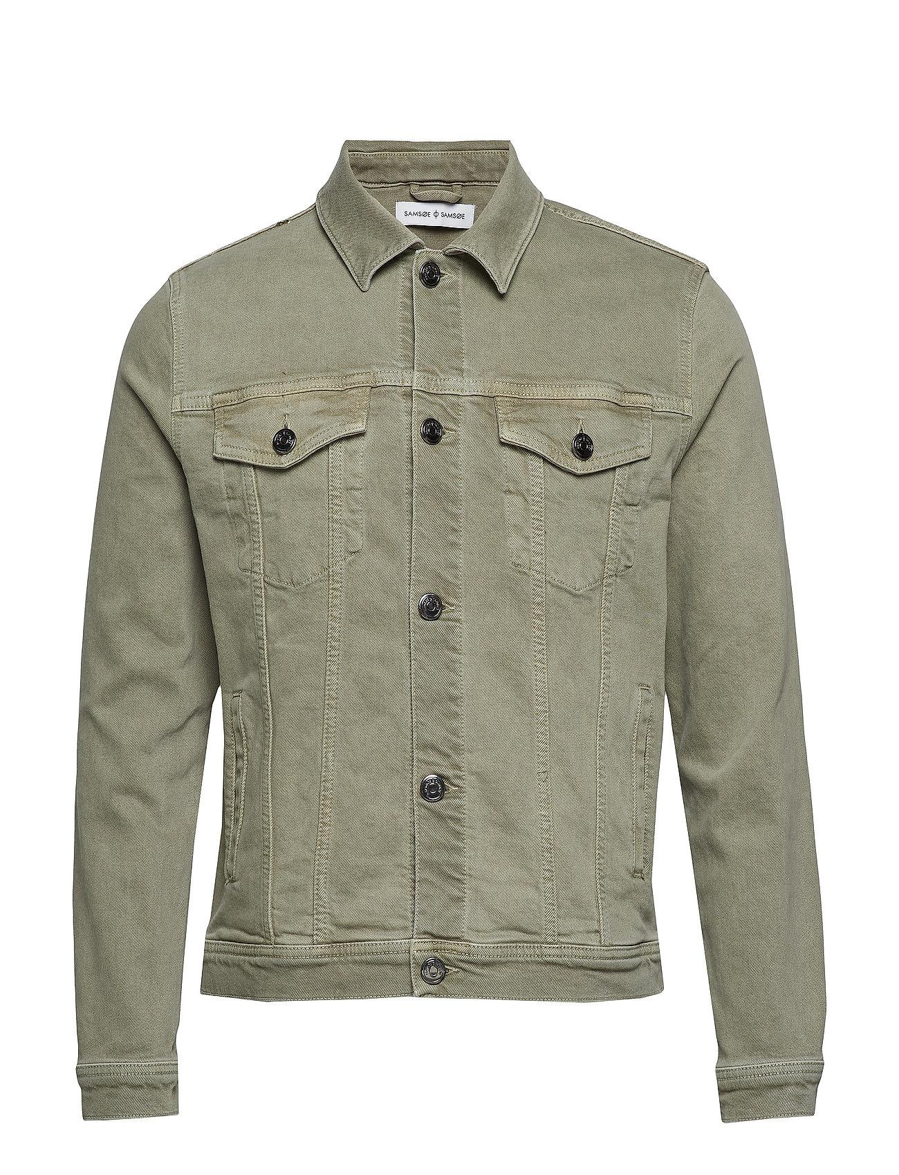 Samsøe & Samsøe Laust jacket 10999 - DEEP LICHEN GREEN