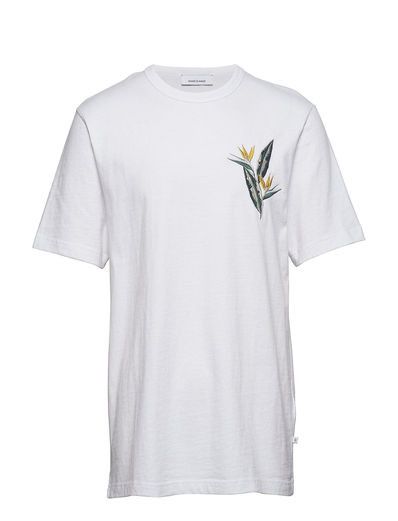 Samsøe & Samsøe Ballerup t-shirt 8238 - WHITE