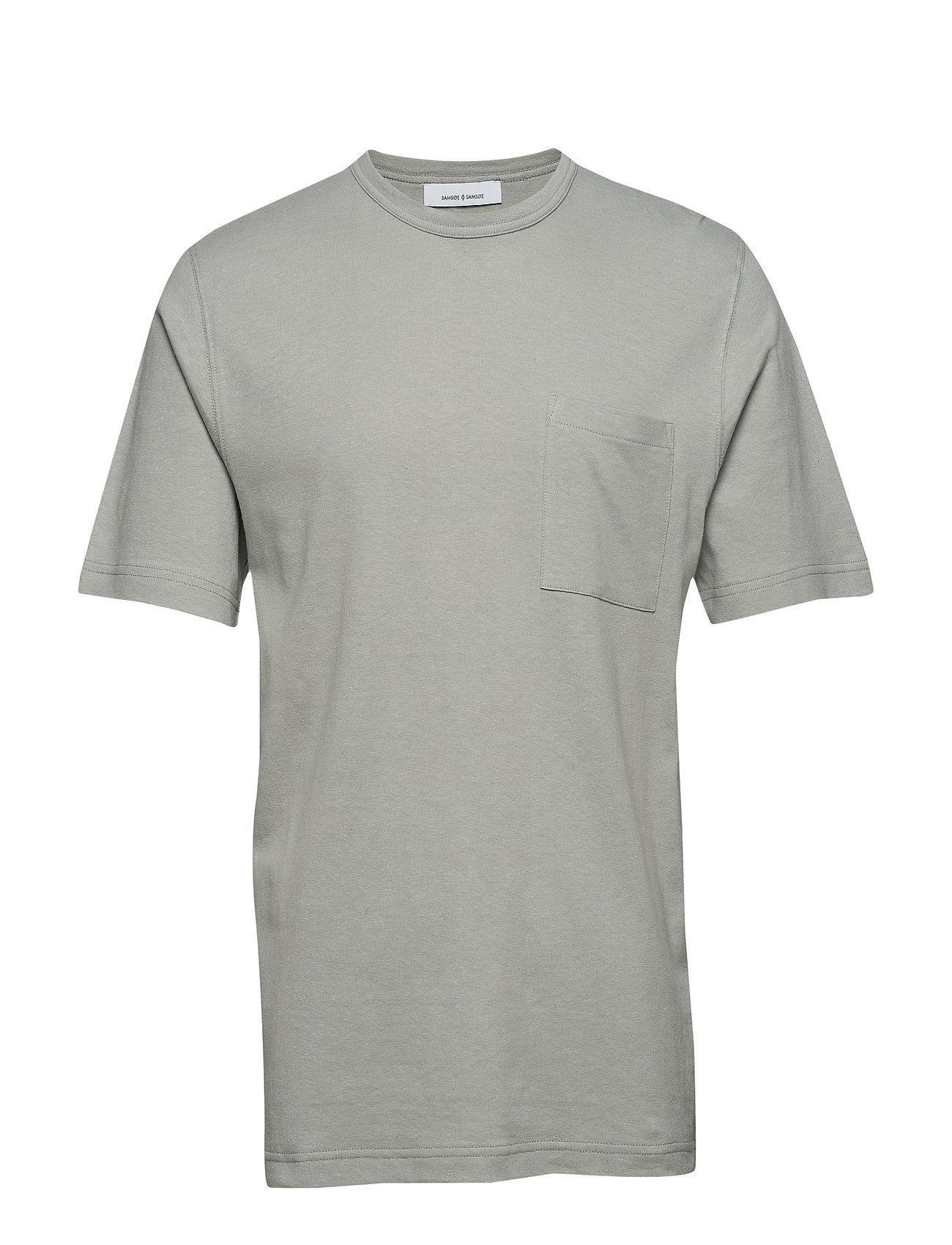 Samsøe & Samsøe Bredebro t-shirt 9662 - BELGIAN BLOCK