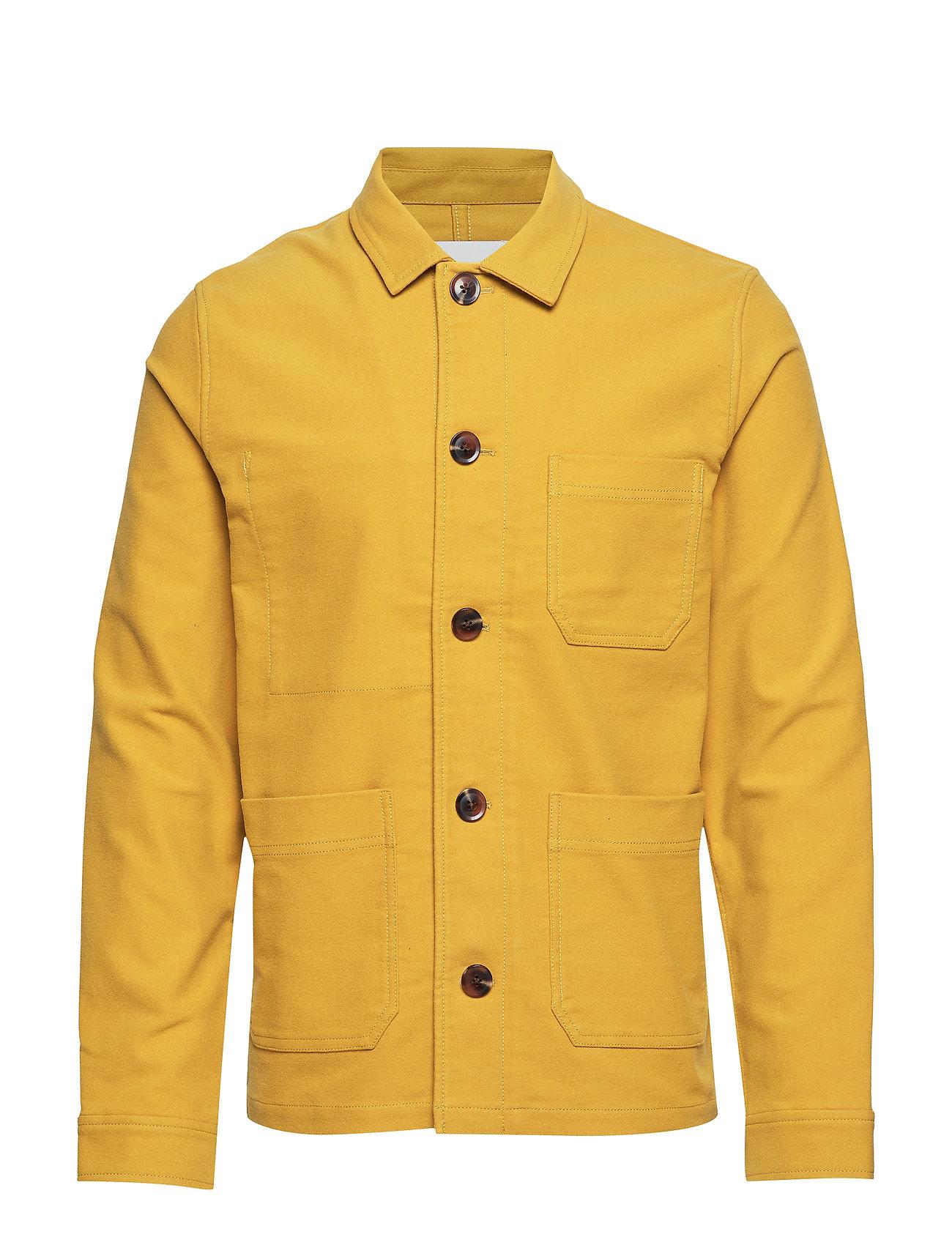 Samsøe & Samsøe Worker jacket 10816 - OLIVE OIL