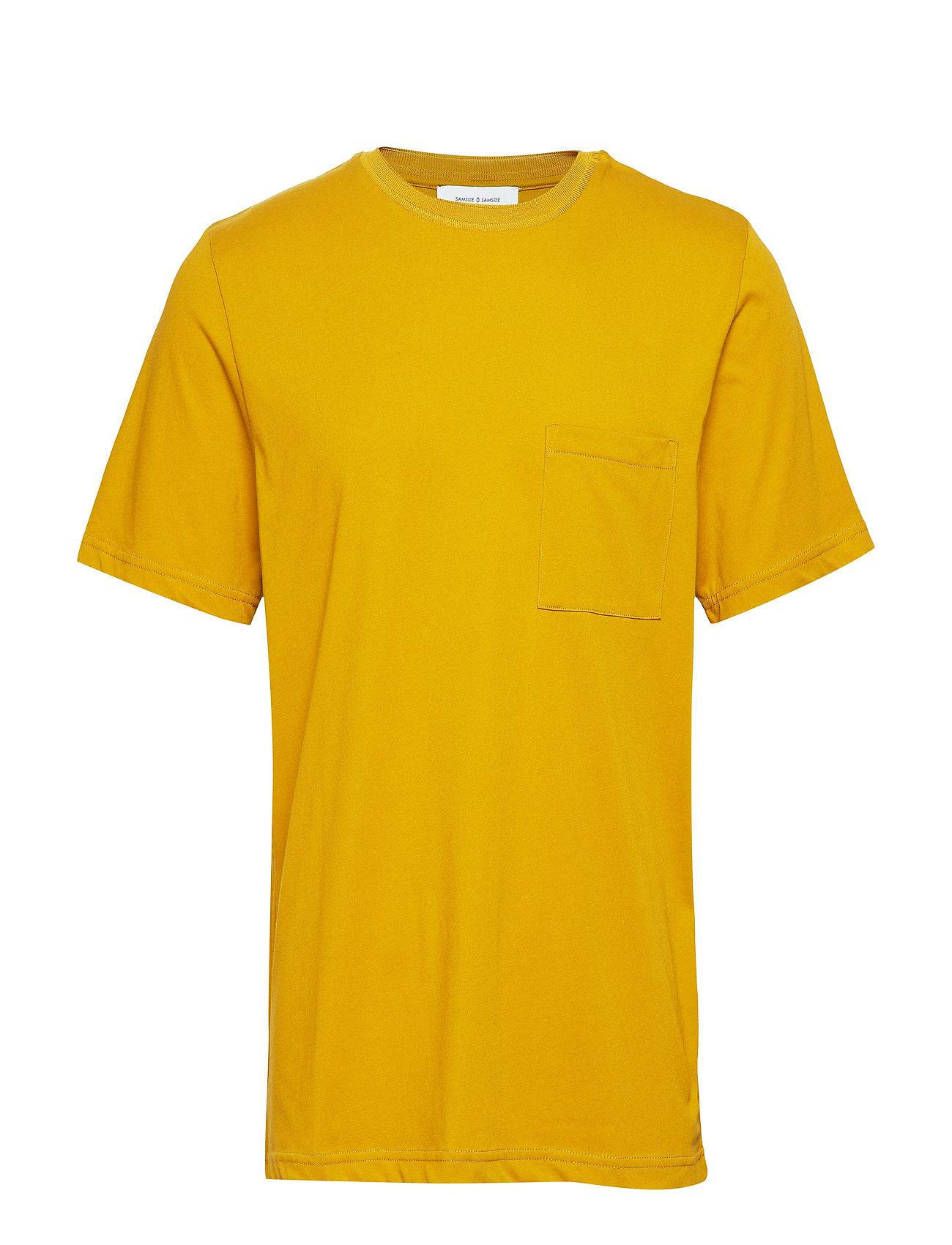 Samsøe & Samsøe Bevtoft t-shirt 10964 - OLIVE OIL