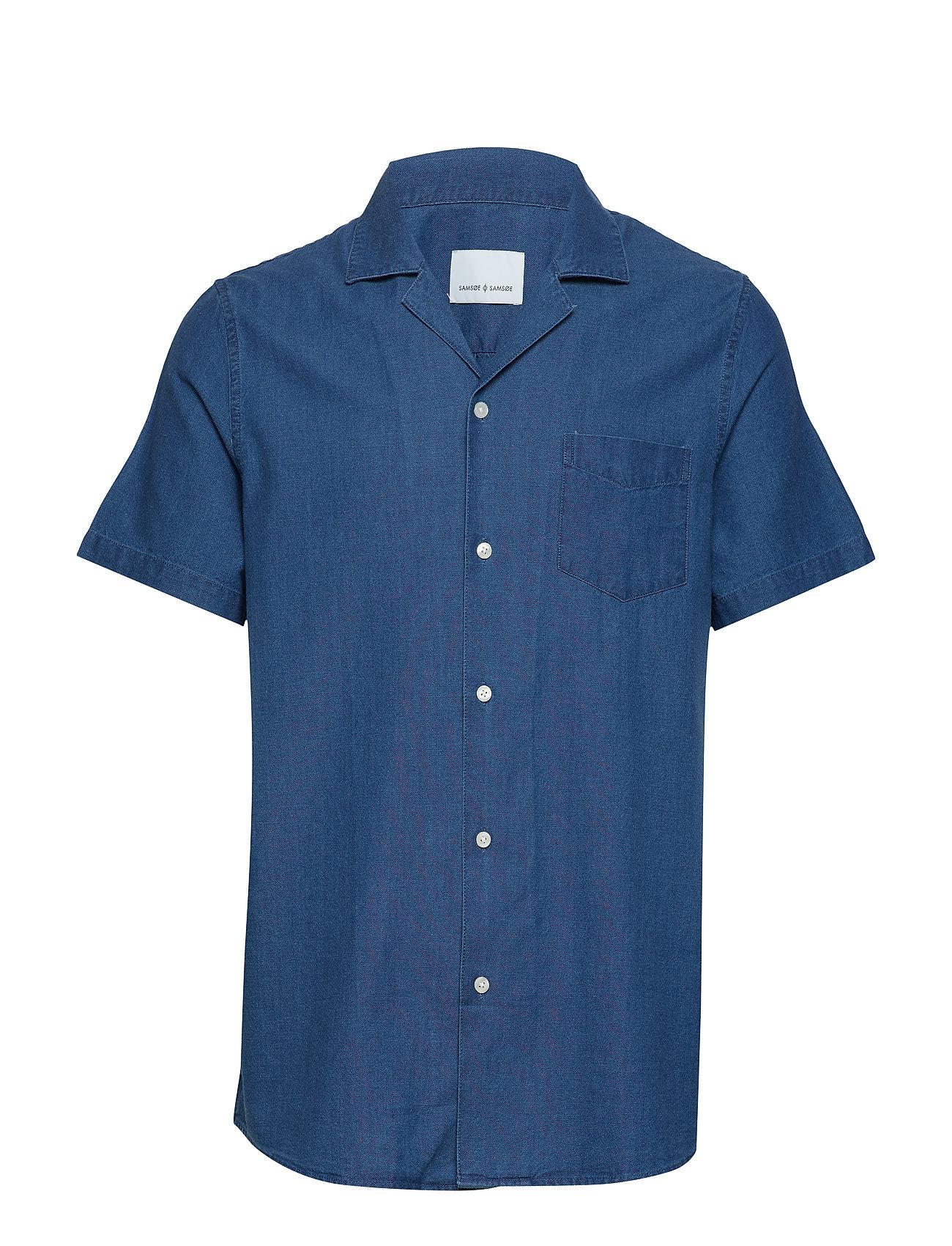 Samsøe & Samsøe Einar SA shirt 10932 - WASHED BLUE