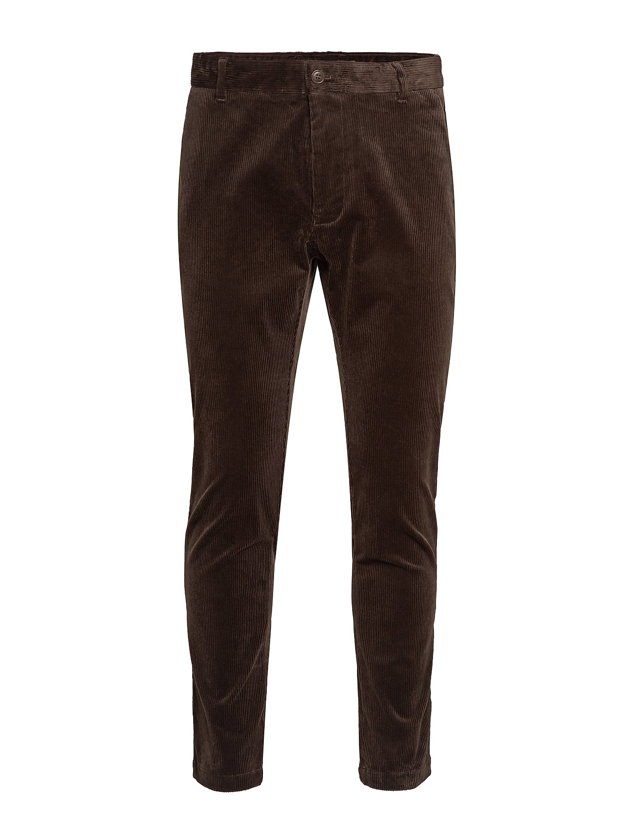 Samsøe & Samsøe Andy x trousers 11046 - CHOCOLATE TORTO