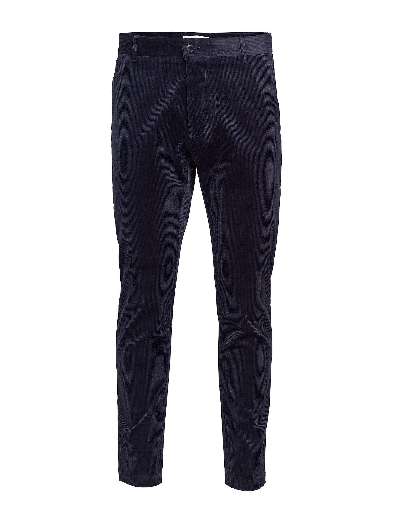 Samsøe & Samsøe Andy x trousers 11046 - NIGHT SKY