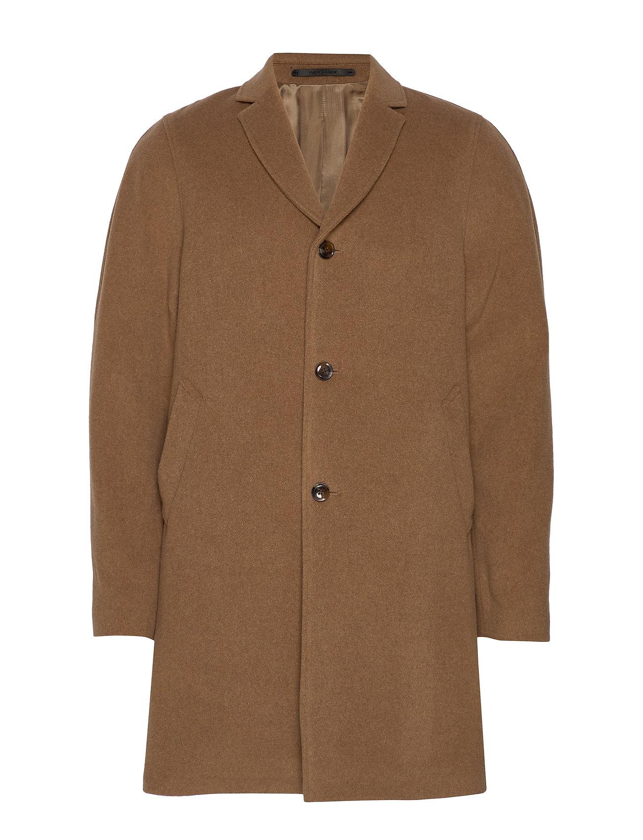 Samsøe & Samsøe Bryn coat 11124 - ERMINE