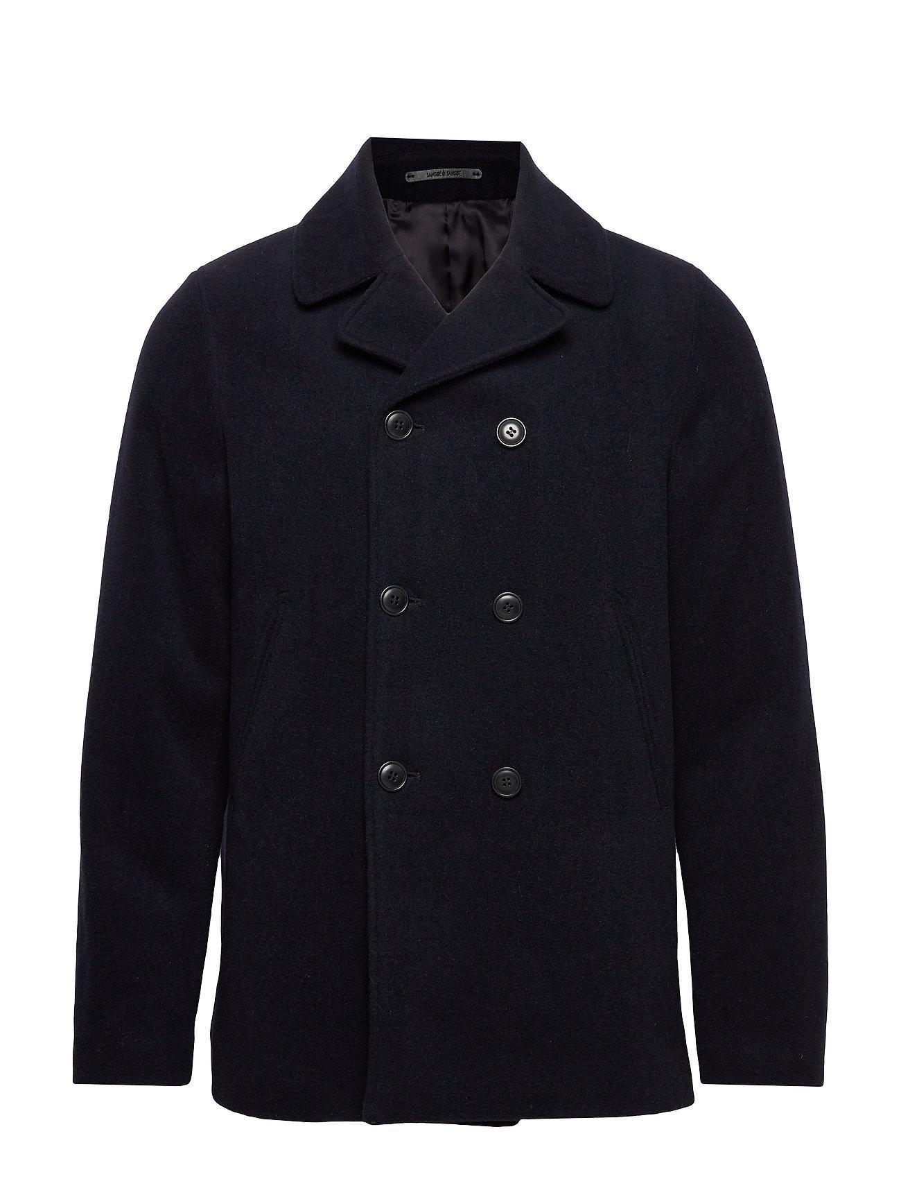 Samsøe & Samsøe Brandi coat 11124 - NIGHT SKY