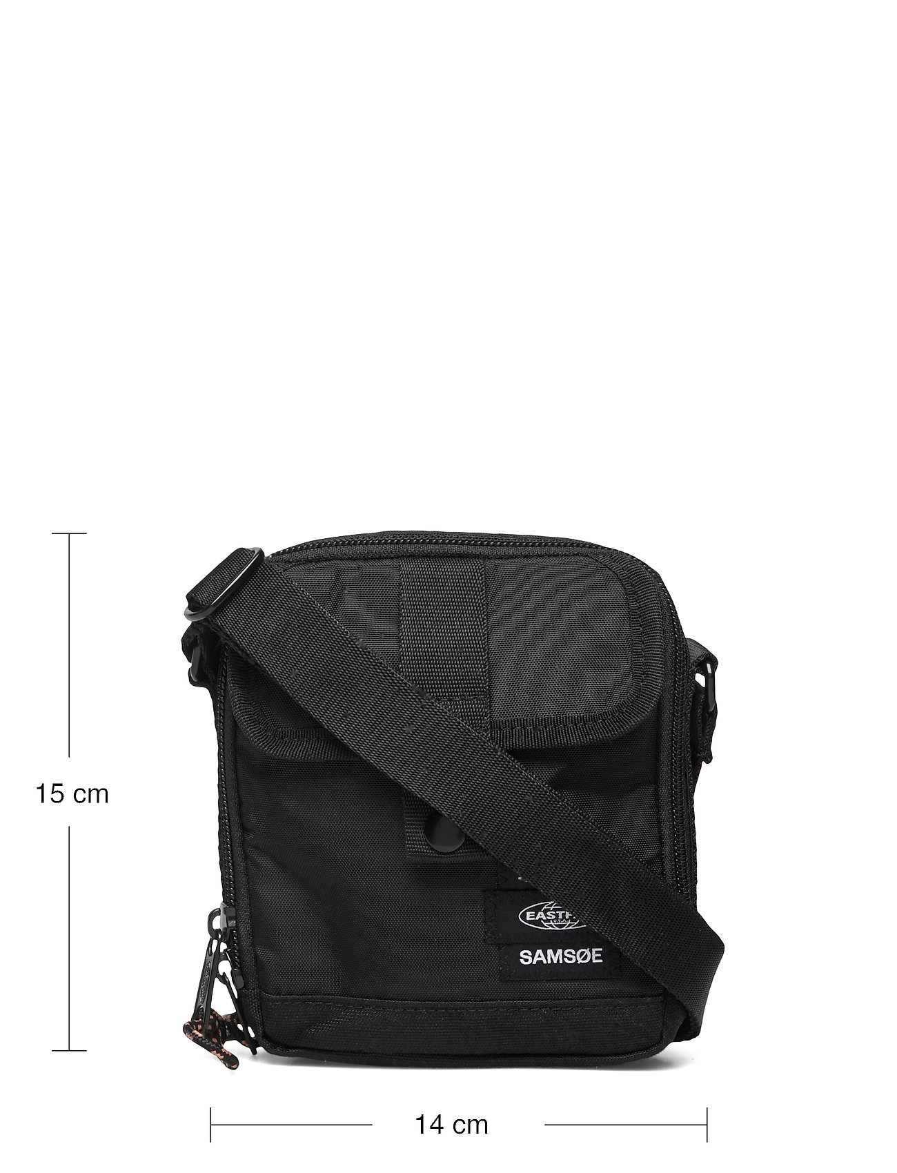 Samsøe Samsøe - E Crossbody Bag 13052 - tassen - black - 5