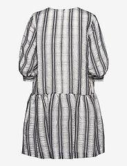 Samsøe Samsøe - Millo ss dress 12773 - robes longeur du midi - sky captain - 1