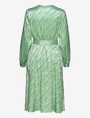 Samsøe Samsøe - Saverine dress 12908 - robes longeur du midi - jade cream - 1