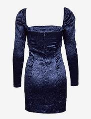 Samsøe Samsøe - Nomie dress 12734 - cocktailkjoler - blue depths - 1