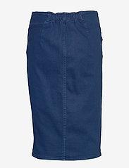 Samsøe Samsøe - Bertha long skirt 11492 - jeansowe spódnice - indigo blue - 1