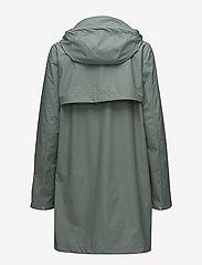 Samsøe Samsøe - Stala jacket 7357 - regnjakker - chinois green - 7