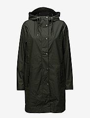 Samsøe Samsøe - Stala jacket 7357 - manteaux de pluie - rosin - 1