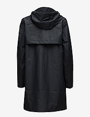 Samsøe Samsøe - Stala jacket 7357 - regnjakker - total eclipse - 2