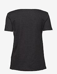 Samsøe Samsøe - Nobel tee 3170 - koszulki basic - black - 1