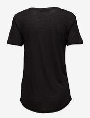 Samsøe Samsøe - Amie ss 2085 - basic t-shirts - black - 1