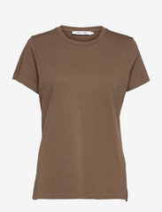 Solly tee solid 205 - CHOCOLATE CHIP