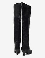 Samsøe Samsøe - Myrassa boot knee 7556 - lange laarzen - black - 4